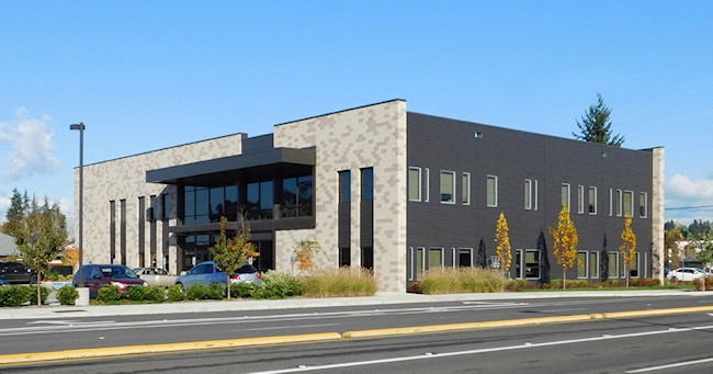 Cascadia Women's Clinic location
